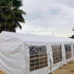 אוהל למסיבת רווקיםות, תמונה