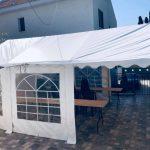 השכרת אוהל להפרשת חלה, תמונה